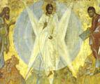 Théophane le Grec - Icône de la Transfiguration