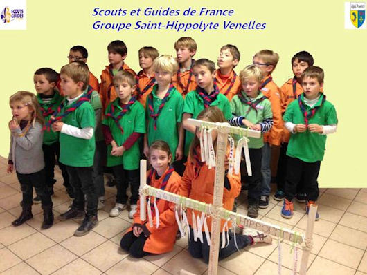 Scouts et Guides de France - Groupe Saint-Hippolyte Venelles