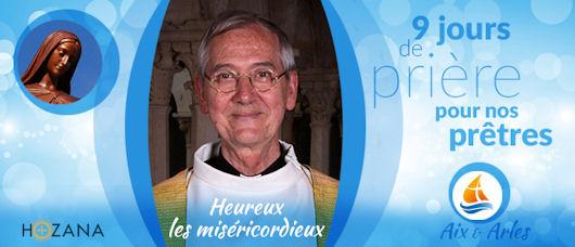 9 jours de prière pour nos prêtres