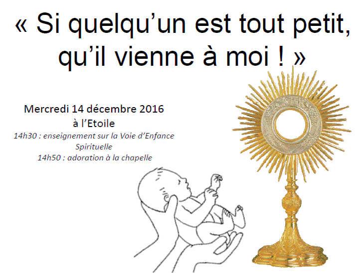 14 décembre à l'Étoile