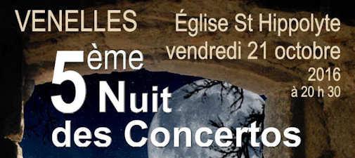 5ème Nuit des Concertos