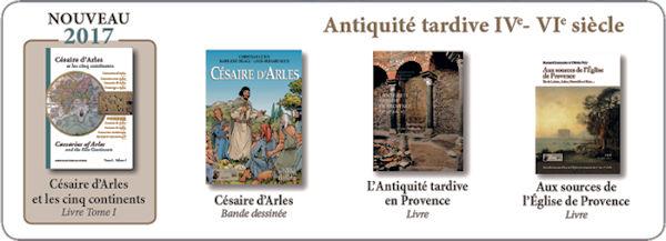 Un cadeau pour Noël, Césaire d'Arles et les cinq continents