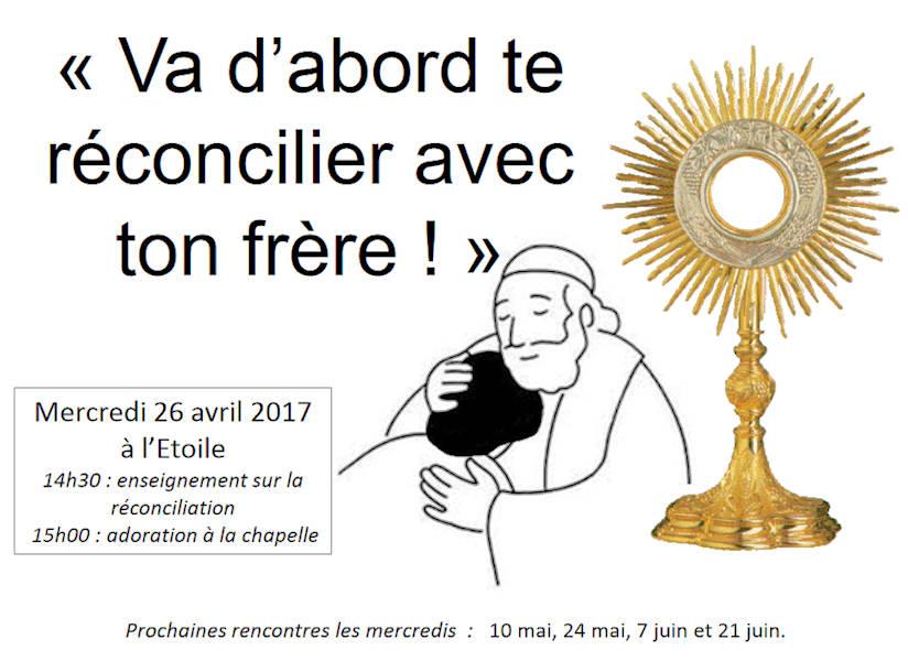 Adoration : Mamans adoratrices 26 avril 2017
