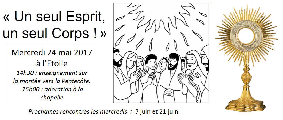 Adoration - Mamans adoratrices 24 mai 2017
