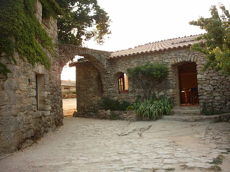 La place du village