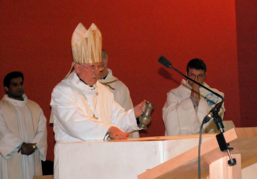 Anniversaire consécration église de Venelles