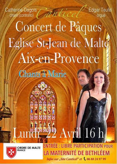 Concert Canticel