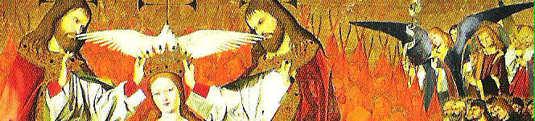 couronnement de Marie