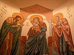 Sanary, Le baptême de Jésus