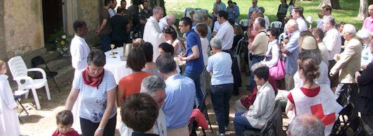 6 juin - messe à St Hippolyte