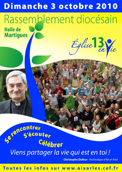 Rassemblement diocésain 3 octobre