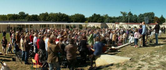 Messe de rentrée 26 septembre 2010
