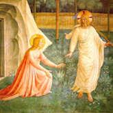 Fra Angelico - noli me tangere