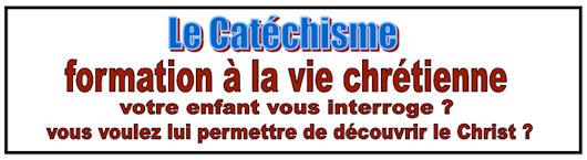 Inscriptions catéchisme rentrée 2011