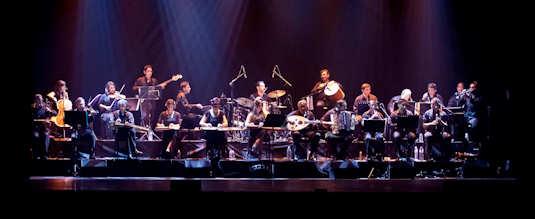 L'orchestre Sassoun