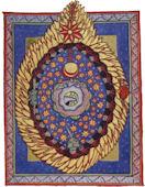 L'œuf cosmique - Symbole de l'univers
