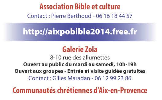 Expobible à Aix