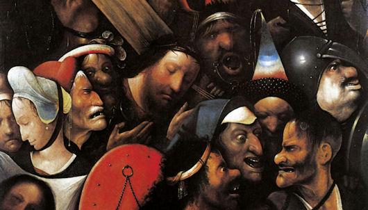 Jérôme Bosch. Vers 1480
