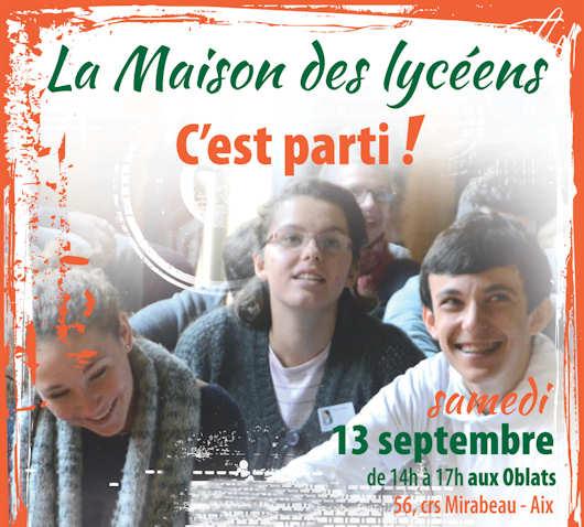 Aix, Maison des lycéens
