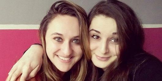 Mauranne et Laura