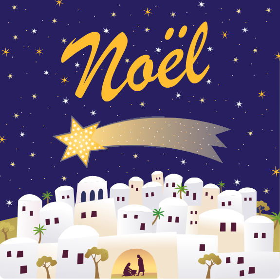 Célébrations Noël 2017