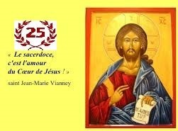 25 ans sacerdoce