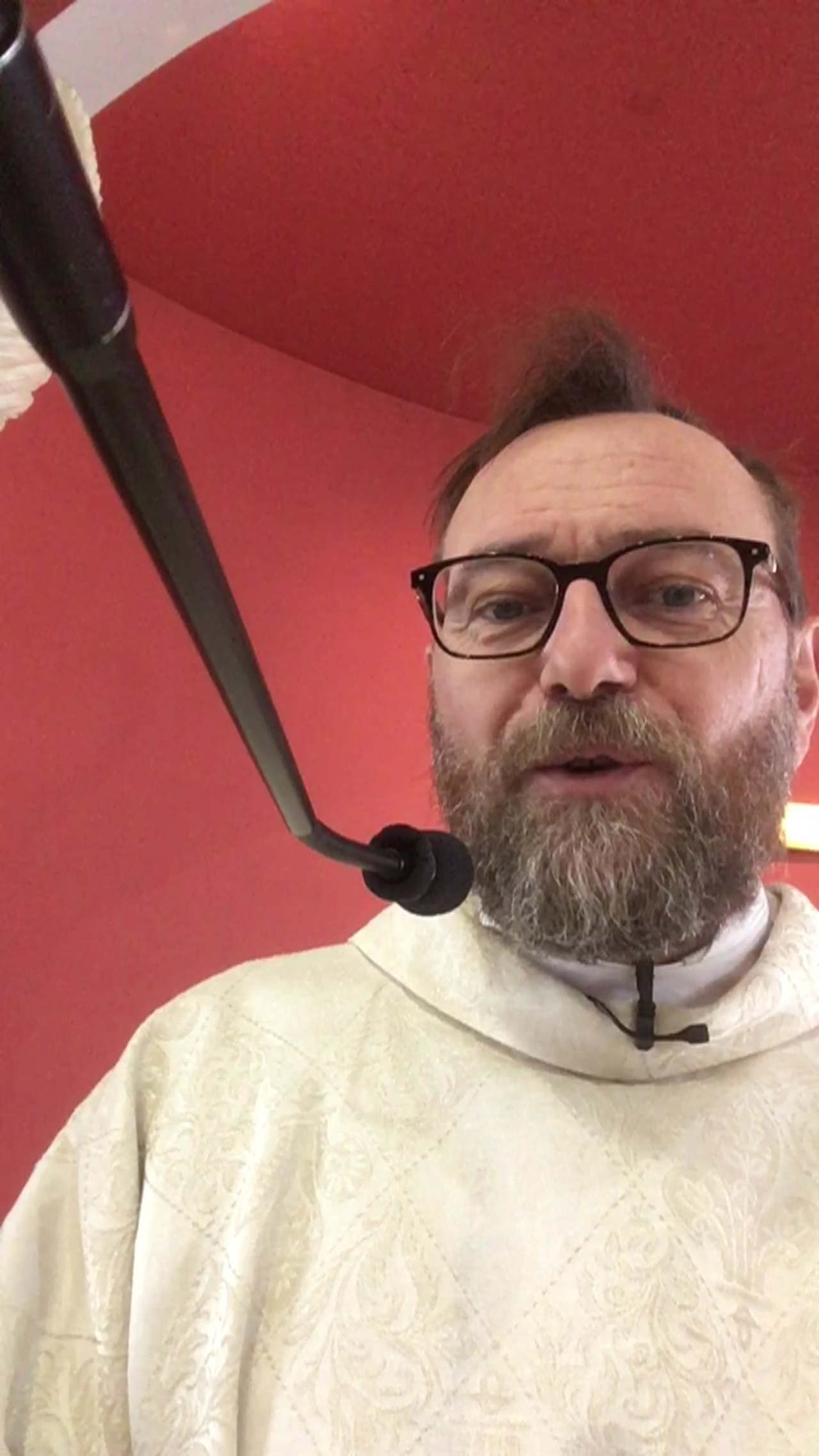 4ème Dimanche de Pâques 2020 - Père Bernard MAITTE le 3 mai 2020