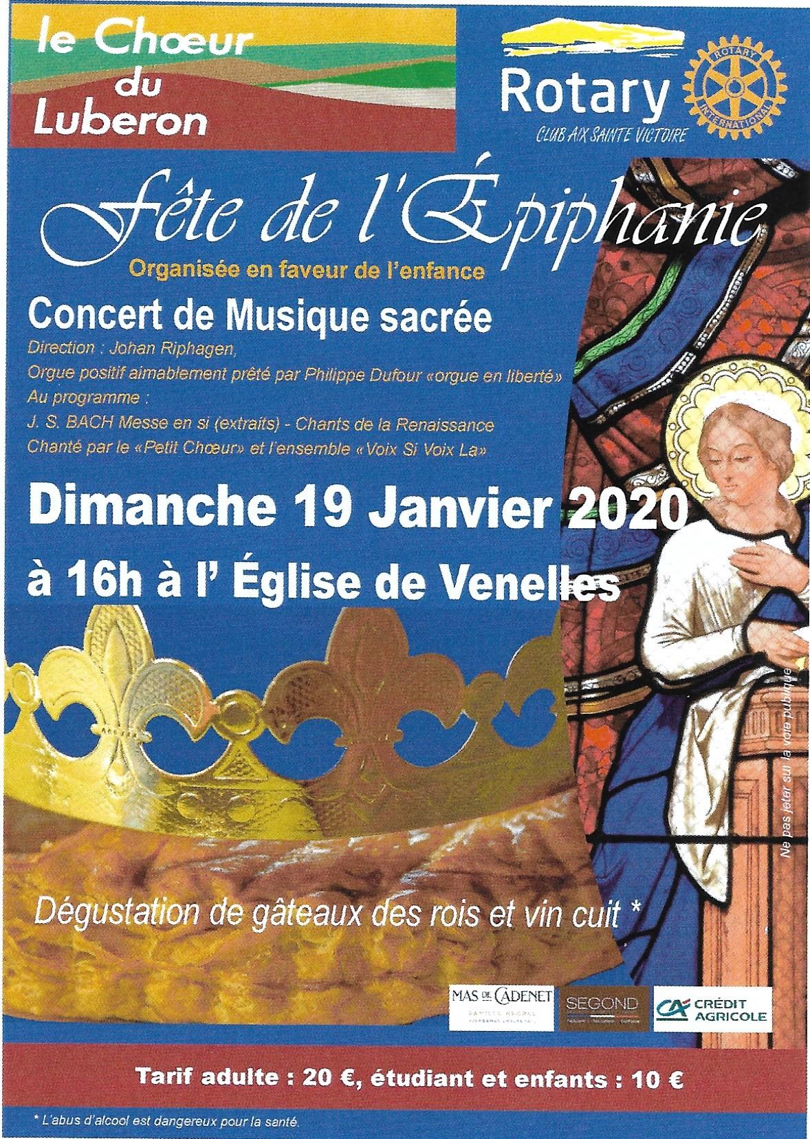Concert de-l'Epiphanie 2020