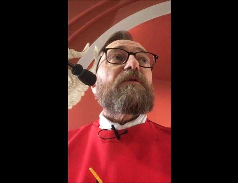 Vendredi Saint 2020 - Père Bernard MAITTE le 10 avril 2020