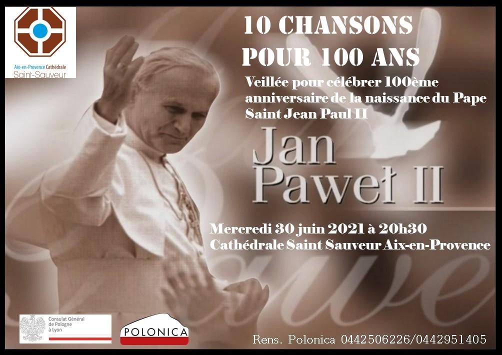 Veillée Saint Jean-Paul II