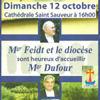 Accueil Mgr Dufour