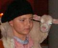 Le berger et l'agneau