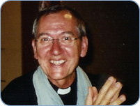 Le Père Thierry Gallay nouveau curé de Puyricard et Venelles.